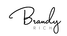 Brandy Rich MUA Blog logo